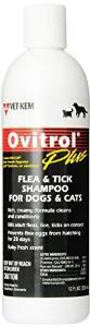 Flea Tick Shampoo