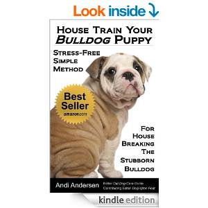 House Train Your Bulldog Puppy
