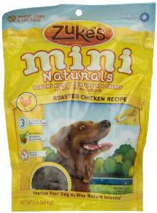 Zuke's Mini Naturals Dog Treats