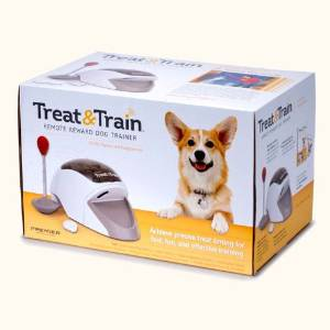 Treat & Train Remote Reward Dog Trainer