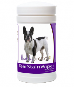 Tears Stain Wipe Cleaner for Bulldogs
