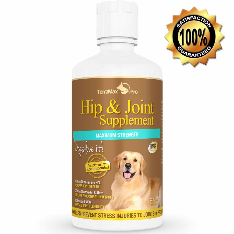 Liquid Glucosamine for Dogs