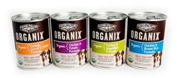 Organix Dog Food Recall