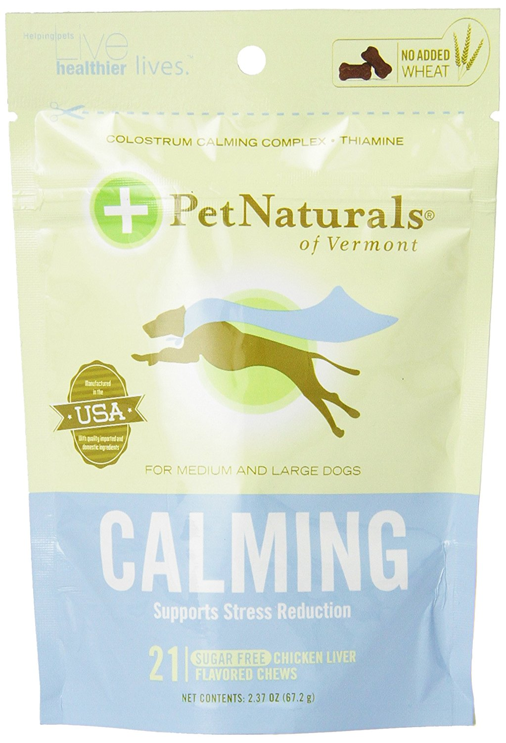 Natural Calming for Small Dogs
