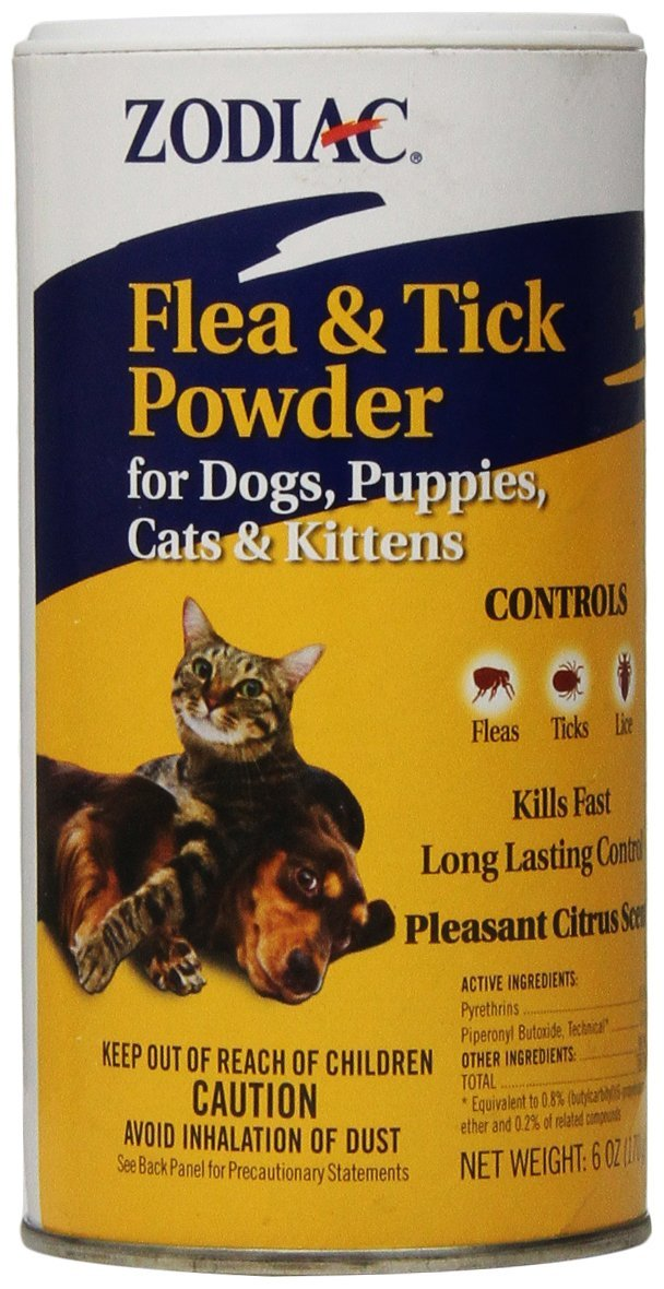 Flea Tick Powder for Dogs