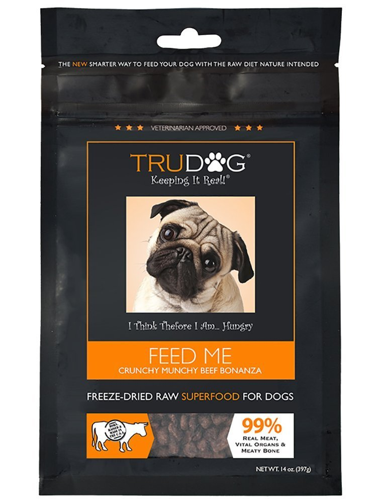 Organic Raw Dog Food