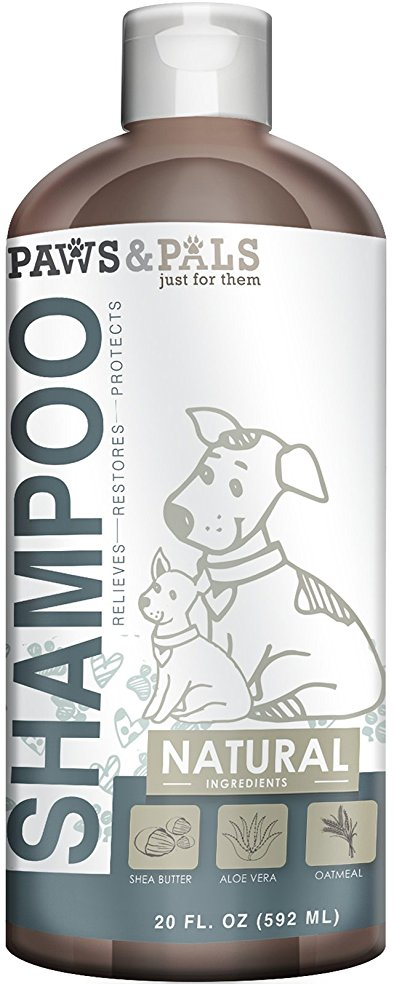 Oxgord Oatmeal Dog Shampoo