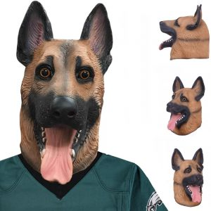 Philly Underdog Dog Mask