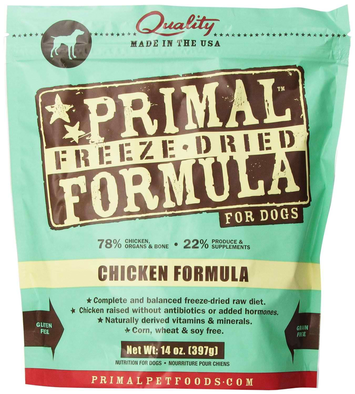 Dried Canine Chicken Formula