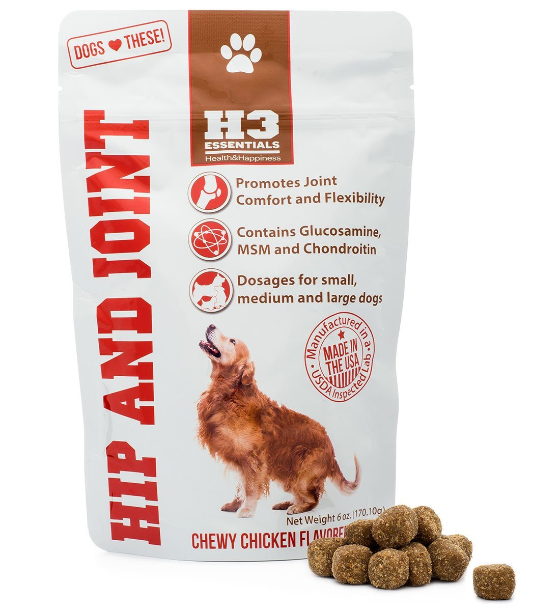 Hip and Joint Food For Dogs