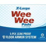 Wee Wee Pads Extra Large