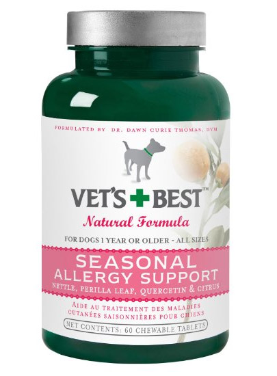 Allergy Support Supplement for Dogs