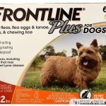 Frontline Flea Tick Control 22lbs