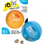 IQ Exercise Treat Ball Dog